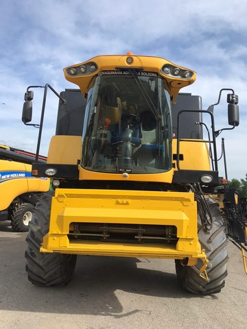 COSECHADORA NEW HOLLAND CX6080 EN VENTA - foto 2