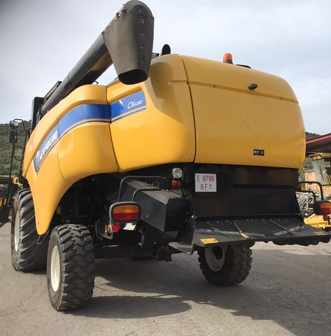 COSECHADORA NEW HOLLAND CX6080 EN VENTA - foto 4
