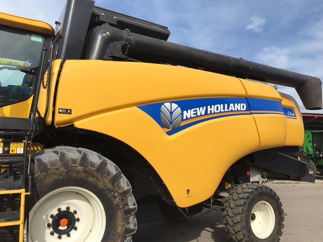 COSECHADORA NEW HOLLAND CX6080 EN VENTA - foto 5