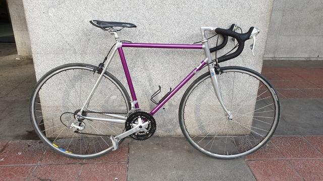 Bicicleta Ciclista Vitus  979