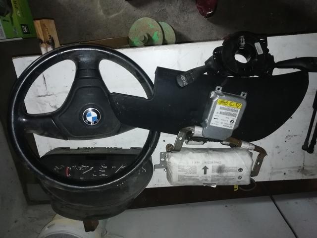 BMW E46 KIT DE AIRBAG DELANTERO - foto 1