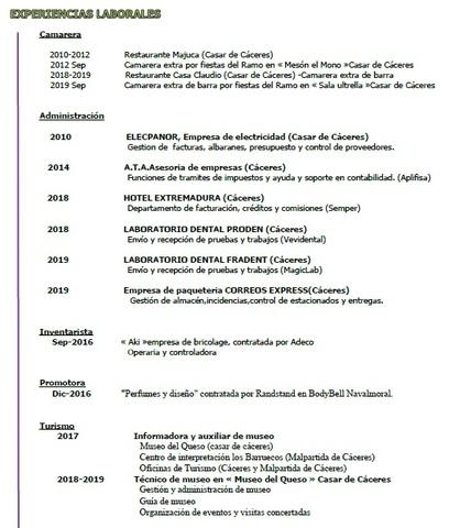 SE OFRECE ADMINISTRATIVA MENOR DE 30 AÑO - foto 2