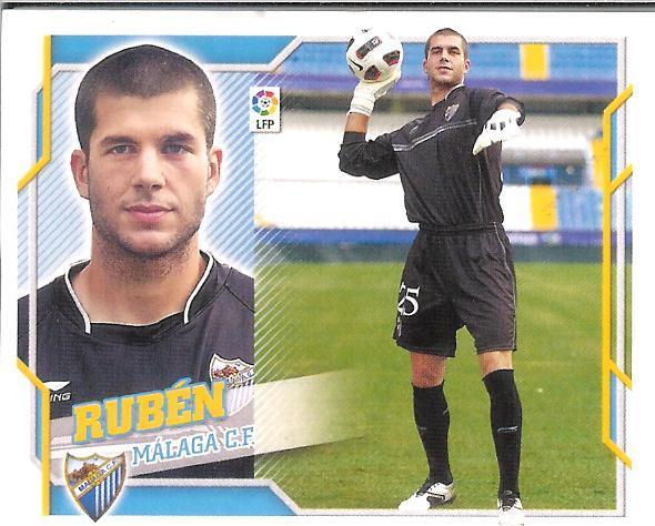 Liga Este 10-11:   Ruben  (Malaga)