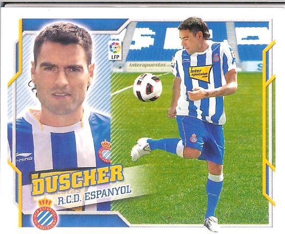 Liga Este 10-11:   Duscher  (Español)