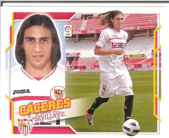 Liga Este 10-11:   Caceres  (Sevilla)