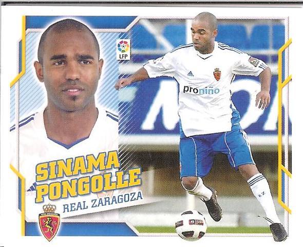 Este 10-11:  Sinama Pongolle  (Zaragoza)