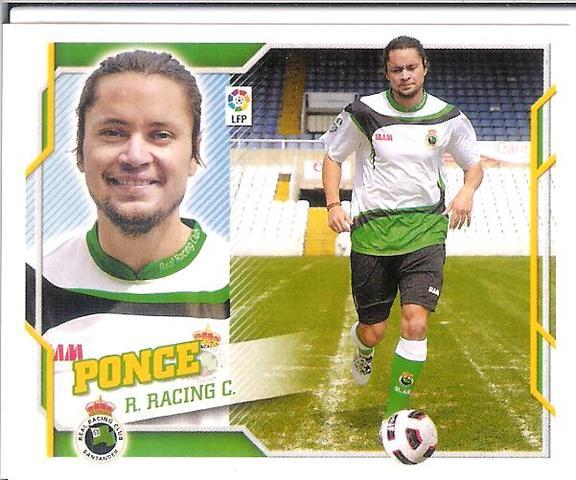 Liga Este 10-11:   Ponce  (Racing)