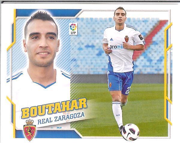 Este 10-11:   Boutahar  (Zaragoza)