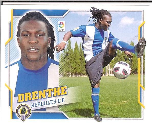 Liga Este 10-11:   Drenthe  (Hercules)