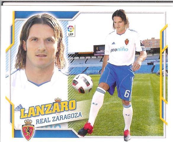 Liga Este 10-11:   Lanzaro  (Zaragoza)