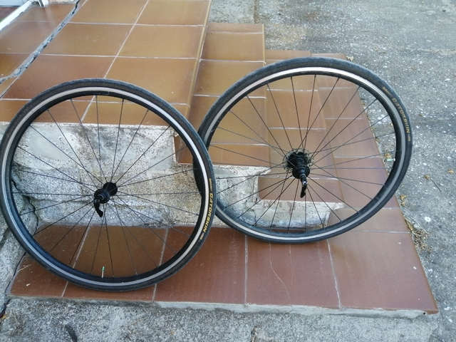Vendo Ruedas Para Bicicleta Carretera