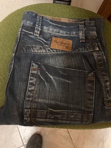 Mil Anuncios Com Dos Pantalones Pepe Jeans Talla 30
