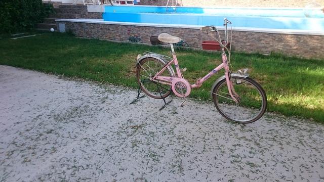 Bicicleta Clásica Torrot Años 70