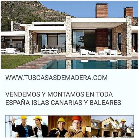 CASAS DE MADERA OFERTAS TODOS LOS MESES - foto 3