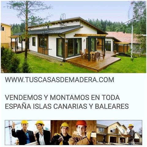 CASAS DE MADERA OFERTAS TODOS LOS MESES - foto 4