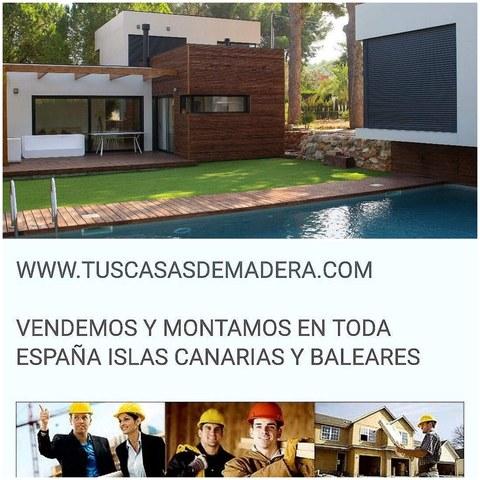 CASAS DE MADERA OFERTAS TODOS LOS MESES - foto 5