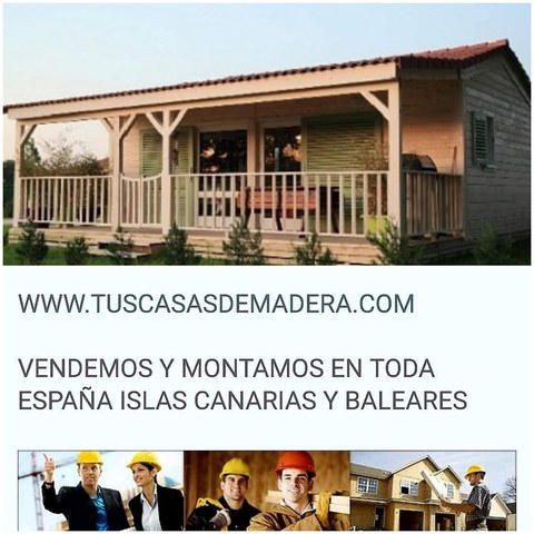 CASAS DE MADERA EN CANTABRIA - foto 1