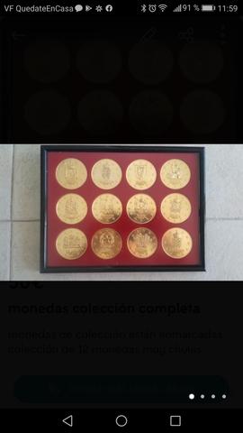 12 Monedas Una Colección Completa