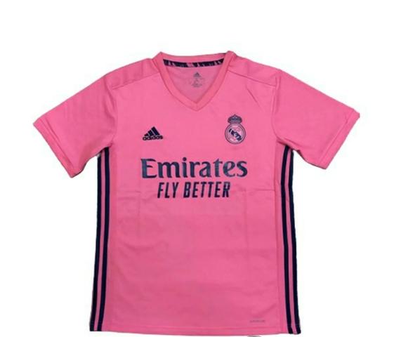 Camiseta Real Madrid Segunda 2020/2021