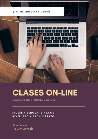 CLASES ONLINE PARTICULARES - foto 1