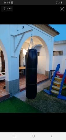 Oferton En Sacos De Boxeo Y Muay Thai.