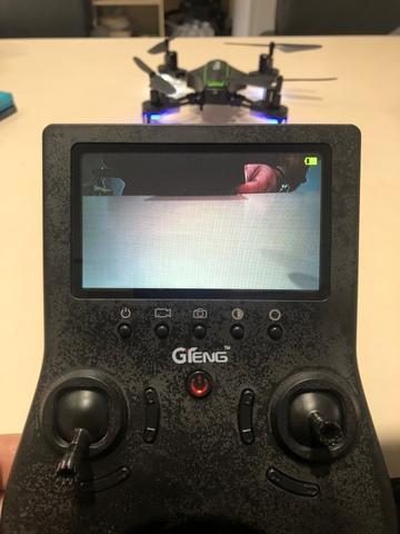 DRON CON CÁMARA - foto 1
