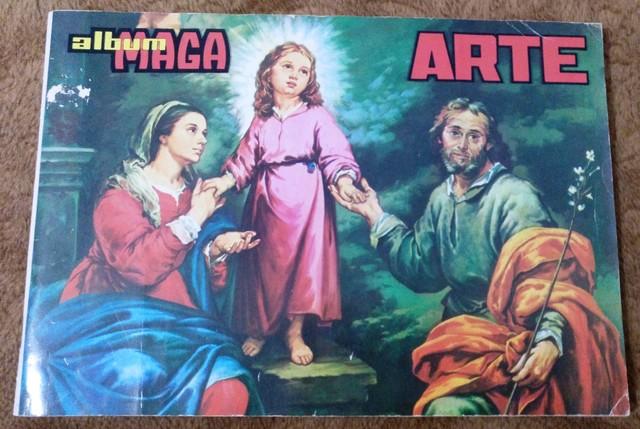 ALBUM ARTE COMPLETO (MAGA 1. 971) - foto 1