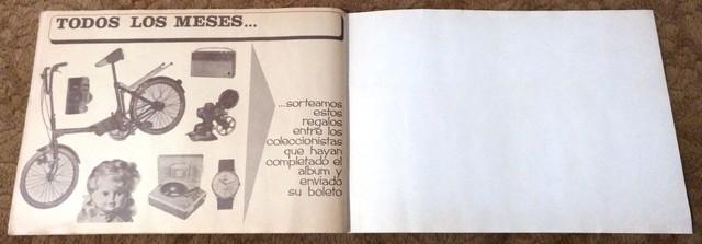ALBUM ARTE COMPLETO (MAGA 1. 971) - foto 8