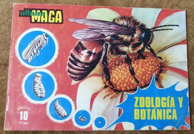 ALBUM ZOOLOGIA Y BOTANICA COMPLETO - foto 1