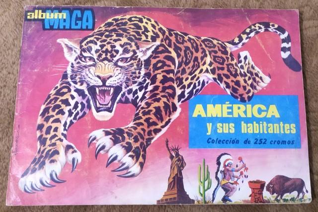 ALBUM AMERICA Y SUS HABITANTES (1. 968) - foto 1