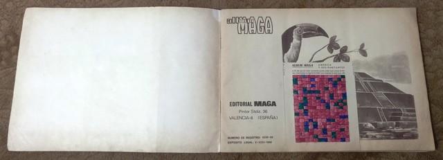 ALBUM AMERICA Y SUS HABITANTES (1. 968) - foto 2