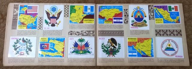 ALBUM AMERICA Y SUS HABITANTES (1. 968) - foto 6