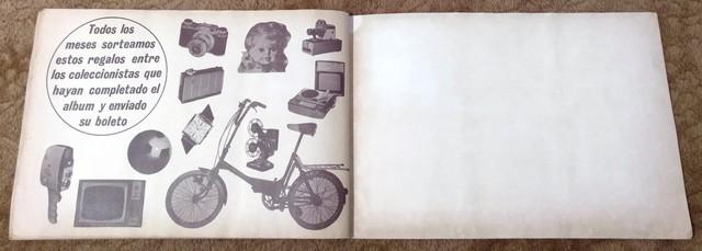 ALBUM AMERICA Y SUS HABITANTES (1. 968) - foto 8