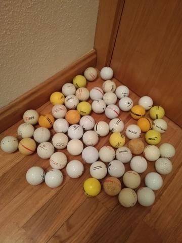 60 Pelotas Golf