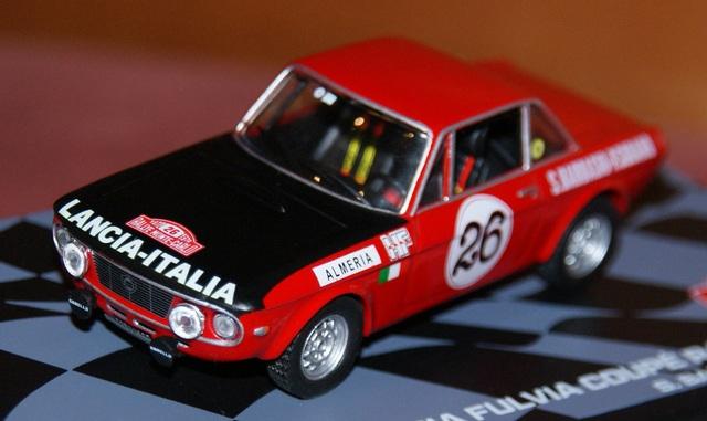 Lancia Fulvia Coupe Rallye 1.6 Hf Rallye