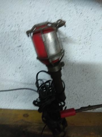 LAMPARA PELIGRO - foto 2