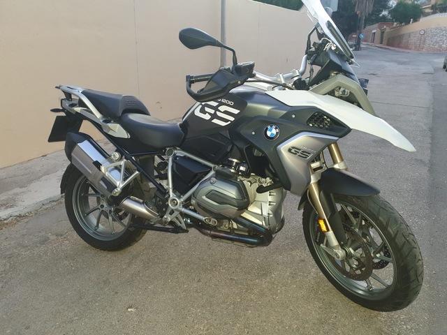 BMW - R1200GS - foto 1