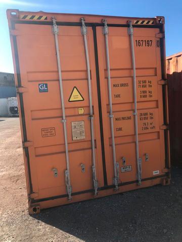 CONTENEDORES 45 PIES HC PW TENERIFE - foto 1