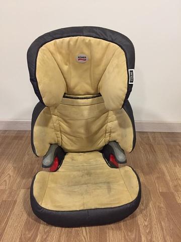 alquiler sillas bebes para coche navarra