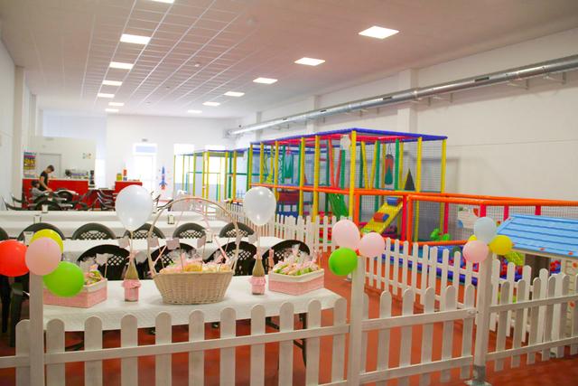 PARQUE DE BOLAS (PARQUE INFANTIL) - foto 1