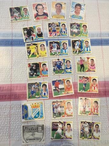Liga 2011-12,22 Cromos Este