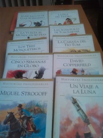 COLECCIÓN HISTORIAS INOLVIDABLES.  - foto 2