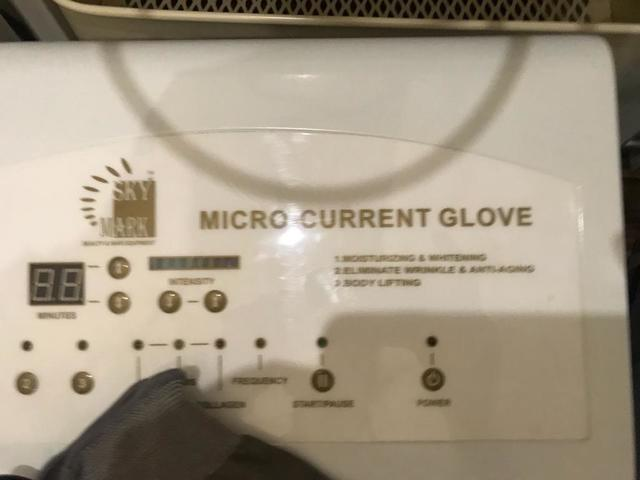 GUANTES DE MICROCORRIENTE - foto 2