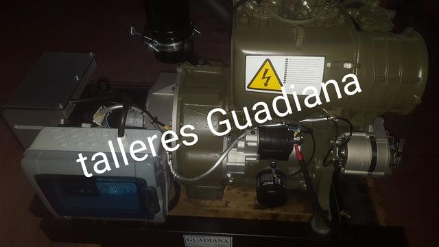 GRUPOS ELECTROGENOS - foto 2