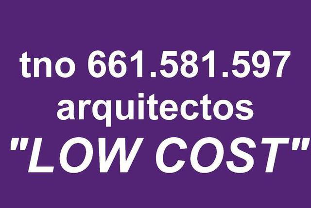 ARQUITECTOS TARRAGONA LOW COST - foto 1