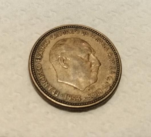 Lote De Monedas Pesetas Antiguas