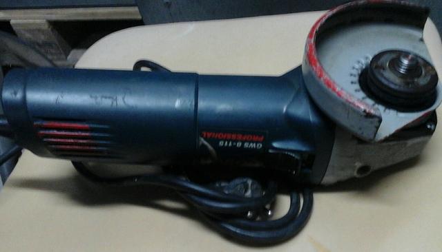 Radial Amoladora Bosch Gws8 115