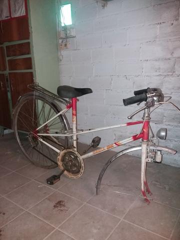 Se Vende Bici Antigua Para Restaurar