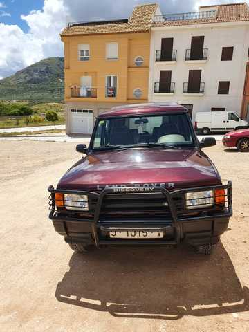 LAND-ROVER - DISCOVERY 25 TDI - foto 2