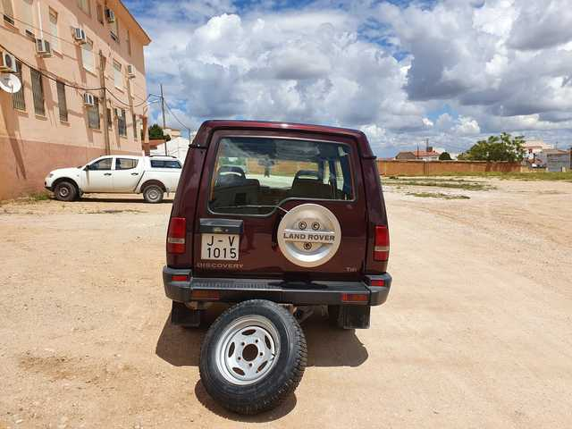 LAND-ROVER - DISCOVERY 25 TDI - foto 3